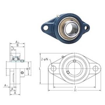 FYH UCFL212-38 bearing units