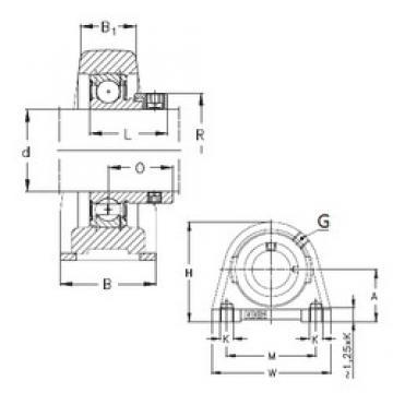 NKE PSHEY30-N bearing units