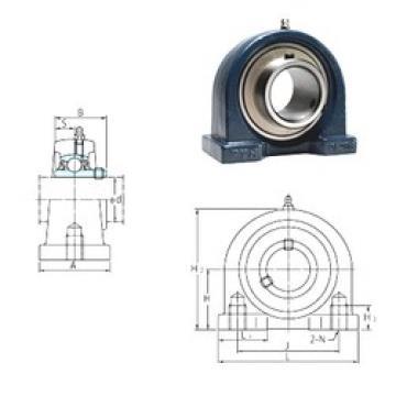 FYH UCPA208-24 bearing units