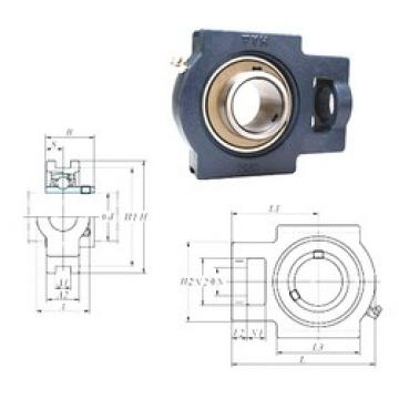 FYH UCT212-38E bearing units