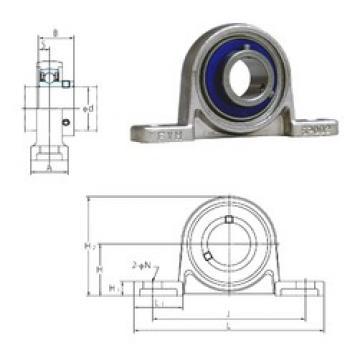 FYH USP000S6 bearing units
