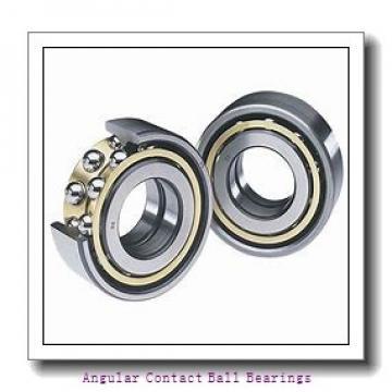 70 mm x 125 mm x 24 mm  NACHI 7214CDB angular contact ball bearings
