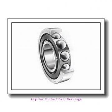 110 mm x 140 mm x 16 mm  SKF 71822 CD/P4 angular contact ball bearings
