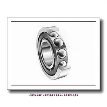 Toyana 7076 A-UD angular contact ball bearings
