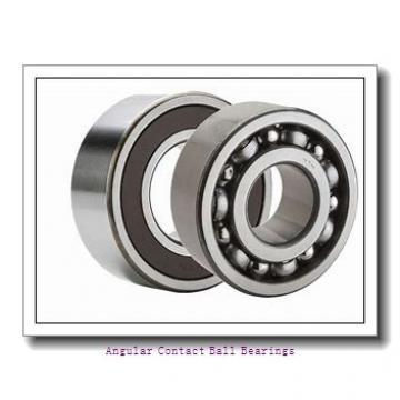 90 mm x 190 mm x 43 mm  KOYO 6318BI angular contact ball bearings