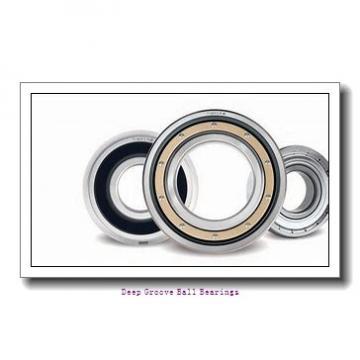 800 mm x 1060 mm x 115 mm  NSK 69/800 deep groove ball bearings