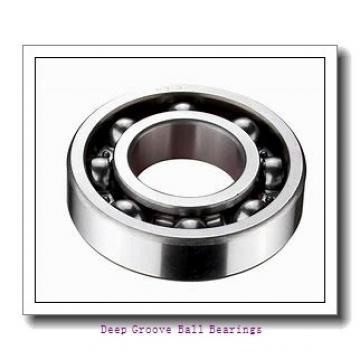 28,575 mm x 62 mm x 23,82 mm  Timken RA102RRB deep groove ball bearings
