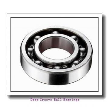 50 mm x 72 mm x 12 mm  NACHI 6910ZZE deep groove ball bearings