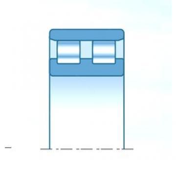 170 mm x 230 mm x 45 mm  NTN NN3934KC1NAP4 cylindrical roller bearings