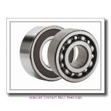 110 mm x 170 mm x 28 mm  NSK 110BNR10H angular contact ball bearings