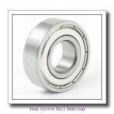 5 mm x 8 mm x 2 mm  ISO MR85 deep groove ball bearings