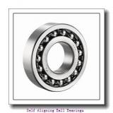 30 mm x 62 mm x 16 mm  SKF 1206EKTN9 self aligning ball bearings