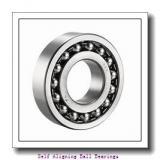 35 mm x 72 mm x 17 mm  NSK 1207 K self aligning ball bearings