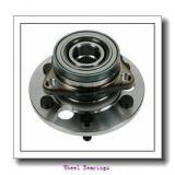 Toyana CX420 wheel bearings